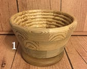 Sinker Log Shaving Bowl