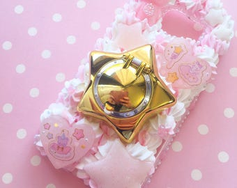 For Samsung S6 edge - Starry Sailor case star compact gashapon moon Magical Girl