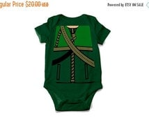 SALE TODAY Green Arrow Costume Onesie