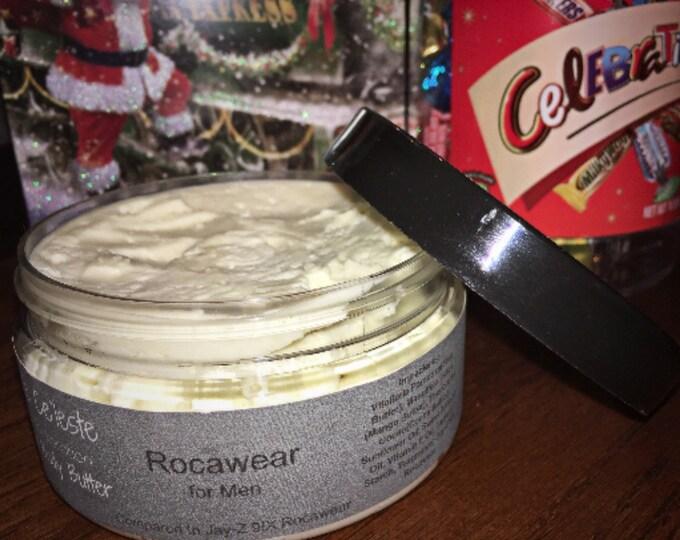 Whipped Body Butter for Men/body cream/hand cream/skin moisturizer