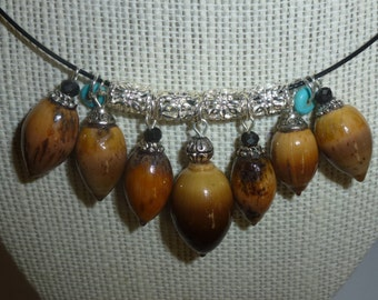 Acorn Necklace #6