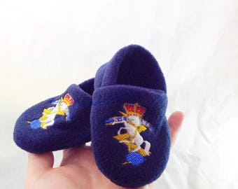 Military booties, military gifts, baby soft shoes, new baby present, r.e.m.e baby slippers, army baby shoes, new baby present
