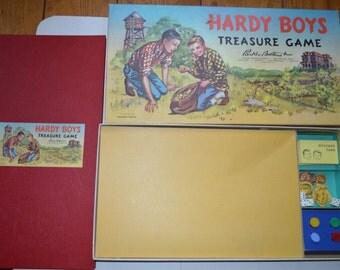 Hardy Boys Treasure Game