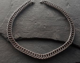 Stainless Steel Half-Persian Chain