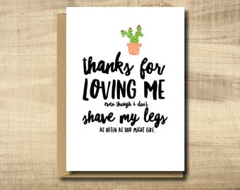 Printable Valentine's Day Card -- Print at Home, Instant Download, Digital Download, Funny Valentines Day Card, Happy Anniversary Card
