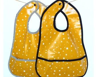 Baby bib coating meal - Phtalate Free