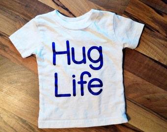 Hug Life baby tshirt