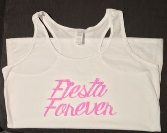 FiestaForever shirt S M L  Yes..!!  To show the fiesta love inside of you..!