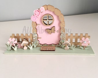 Fairy Village, magical fairy door, fairy door, tooth fairy
