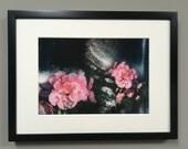 Flower fountain film phot...