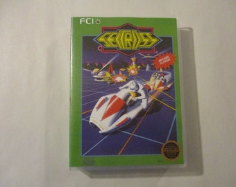 Seicross Custom NES - Nintendo Case (NO GAME)