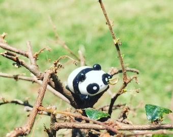 Floppy Panda Charm