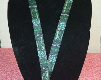 Slytherin Harry Potter Lanyard