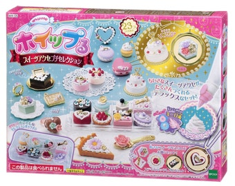 "Whipple Fake Sweets Making Kit,""Whipple Sweets accessories Petit selection""[B01HXUAJ8W]"