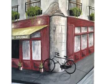Street Corners • Paris