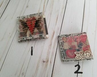 """Mini Books 3""""x3"""""""