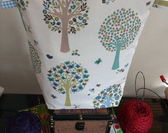 Butterfly  Tree  Bag