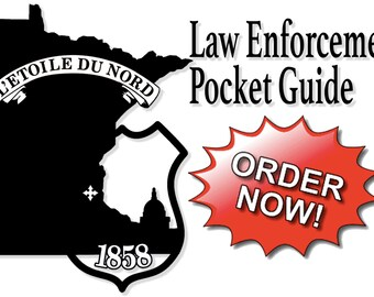 2016 Law Enforcement Pocket Guide