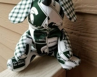 Michigan State Spartans Dog