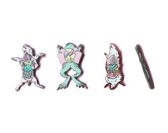 Enamel Pins- Complete Dissection Set
