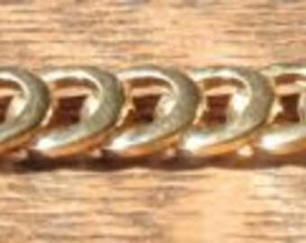 Monet Vintage Link Bracelet