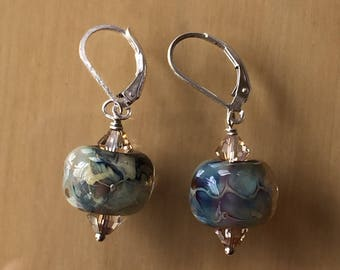 Tidal Wave Earrings