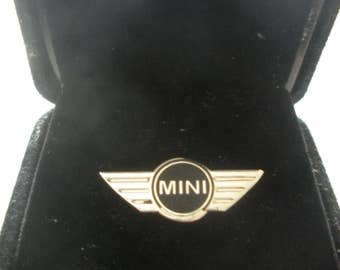 Mini Cooper Vintage collectible Hat Pin/Lapel Pin