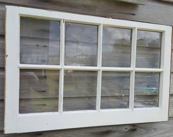old window frame etsy - Window Frames