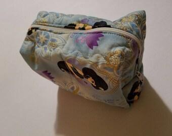 Princess Jasmine/Disney/Aladdin/cosmetic/toiletry bag