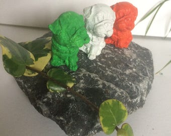 Set of Irish Concrete Dogs (A Little Bit of Ireland)