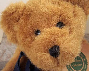 """Teddy Bear Boyd's Archive Collector Item with Earring original tag Alice 10"""""""