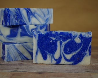 All Natural, Crisp Cotton, Cold Process Soap
