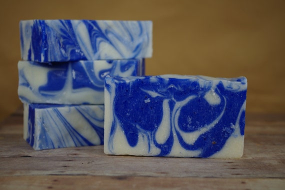 All Natural, Crisp Cotton, Cold Process Soap