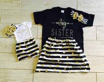 Big Sister/ little sister outfit (each sold separately)