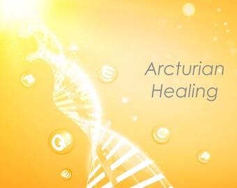 Liquid light Arcturian healing Session