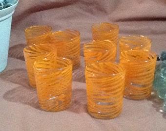 Set of 8 Shot Glasses