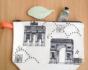 Trousse Paris Arcs / Paris Arches Pocket