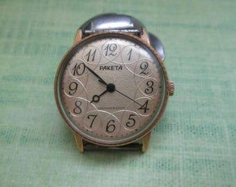 Watch Raketa USSR Vintage RARE