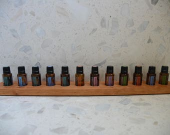 Essential oil try for (12) 15ml bottles - solid cherry