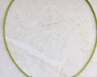 Green evil eye nazar gold plated turkish necklace jewelery eye