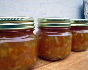Orange Marmalade, 8 ounce, Homemade Marmalade, Jam, Jelly