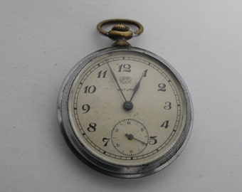 Vintage pocket watch SATURN-working