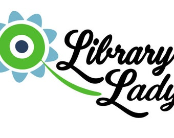 Library Lady SVG Librarian SVG Cricut Silhouette Cameo Digital Download