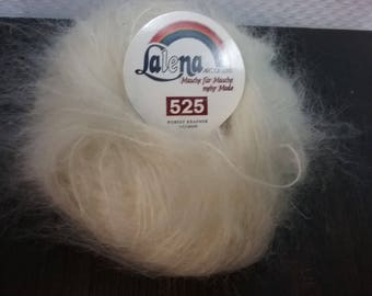 """Long-haired mohair color choice """"Lalena 525"""" and """"Denver"""" fantastically beautiful"""