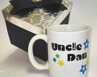 Mug For Him/Gift/personalised/occasion/Relative