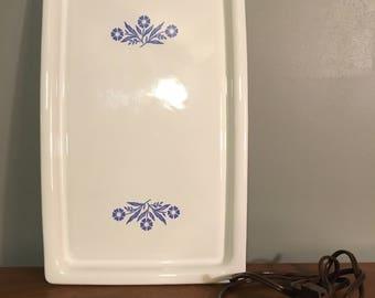 Corning Ware Electric Warming Tray