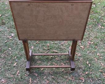 Vintage TV Trays, Mid-Century Modern
