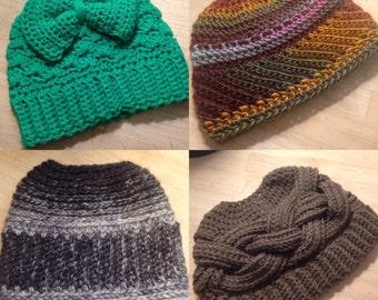 Cuddle Bun Hat Collection (Patterns)