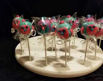 "Cake Pops ""Hatchimals Inspired"" (Order of 13) You pick the Hatchimal, we create it!"
