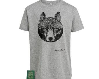 Organic FairWear children T-Shirt Reineke Fuchs
